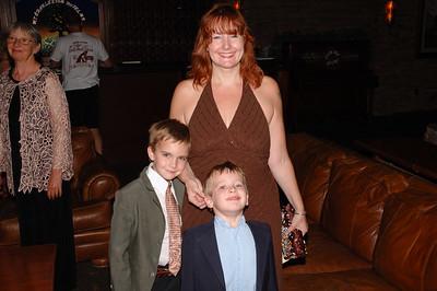 Jean, Matthew and Jasper