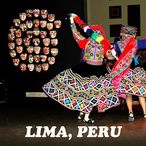 FOLKLORICO DANCES, LIMA, PERU