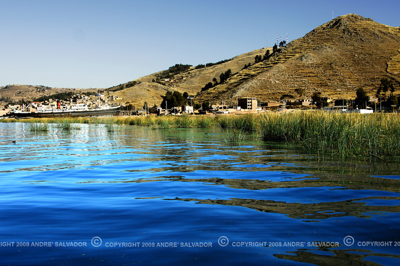 According to legend, Lake Titicaca gave birth to the Inca civilization. Before the Incas, the lake and its islands were holy for the Aymará Indians, whose civilization was centered at the Tiahuanaco, now a complex of ruins on the Bolivian side of Titicaca but once a revered temple site with notably advanced irrigation techniques.<br /> Geologically, Titicaca's origins are disputed, although it was likely a glacial lake. Maverick scientists claim it had a volcanic start; a century ago, Titicaca was popularly believed to be an immense mountaintop crater. A few diehards today stick to the notion that the lake was part of a massive river system from the Pacific Ocean.