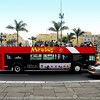 """Mirabus"" Lima's two decker bus for tourists."