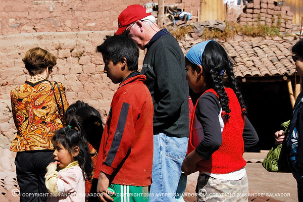 PHOTOS IN PERU OF MY FRIENDLY PLANET GROUP