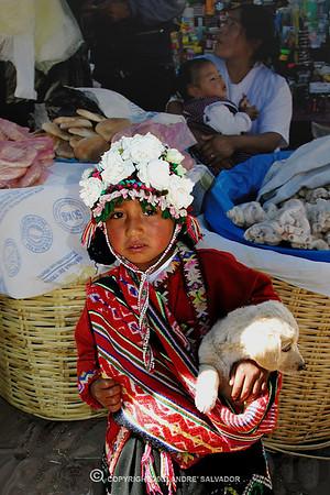 PISCAC OR PISAC PUBLIC MARKET, PERU
