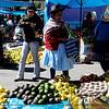 Oranges, avocados, papayas and etc.
