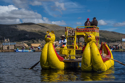 The Floating Islands, Puno