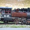 White Pass backup locomotive