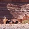 ampitheater at Petra