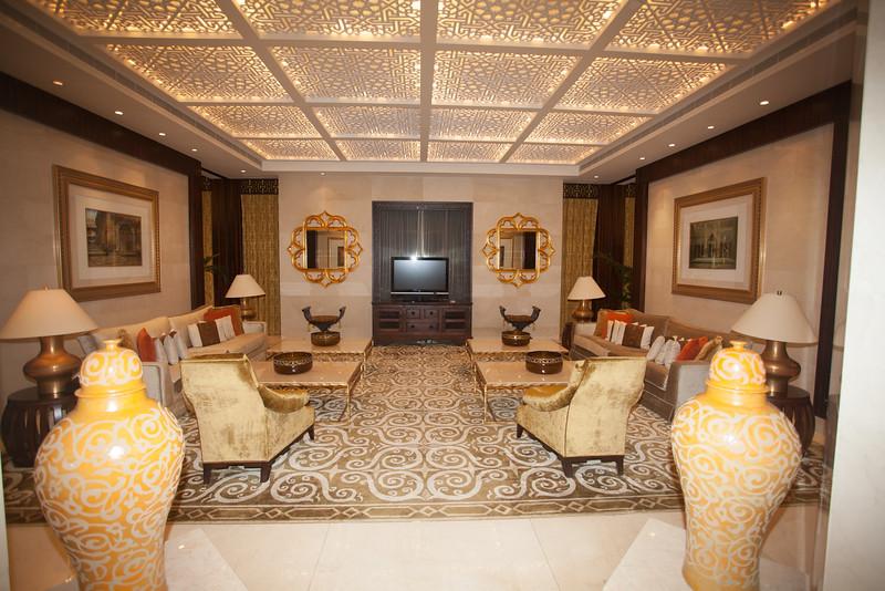 Royal Suite at Raffles