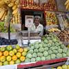 Margalore fruit market