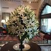 Lobby of Taj Mahal Hotel - Mumbai