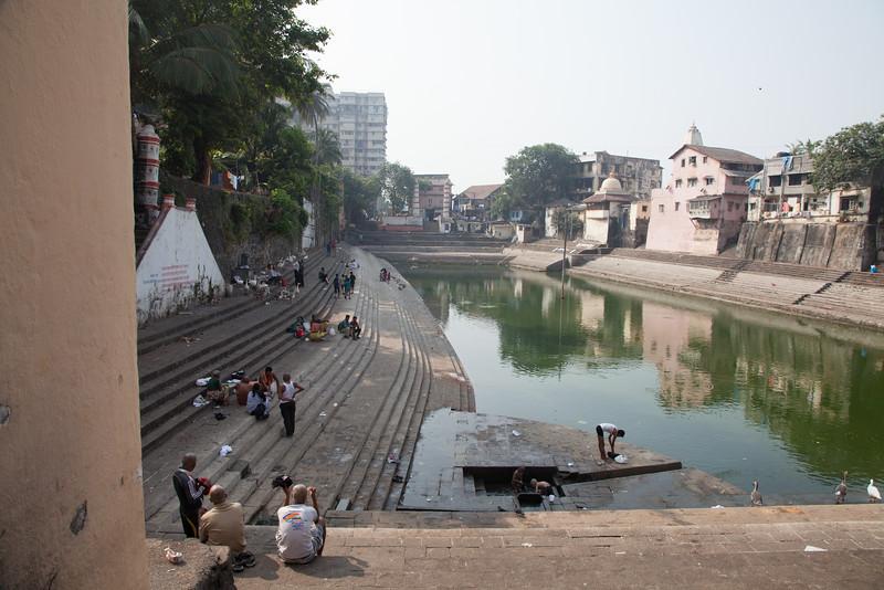 Mumbai reservoir