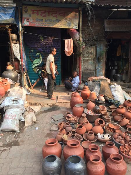 Mumbai pot shop