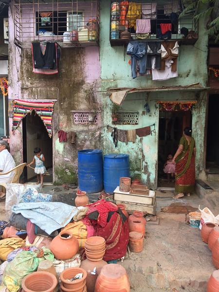 houses near Dharavi