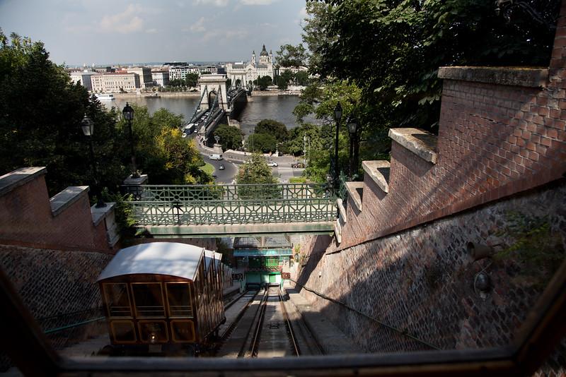 Budapest, funicular