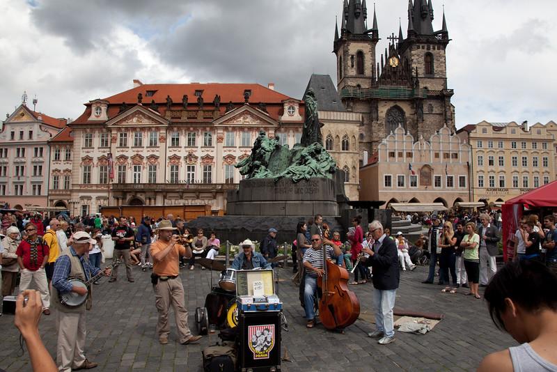 Prague center (Buskars)