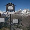 mountains in Matterhorn group