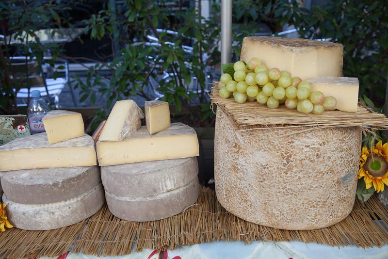 food market at Arles