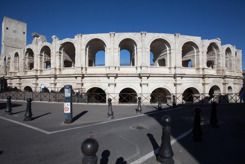 Ampitheater at Arles