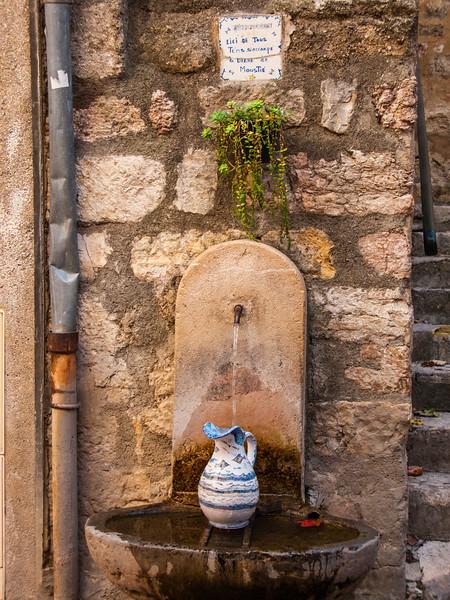Moustier Saint Marie