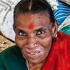 Mangalore fish monger chewing betel nut