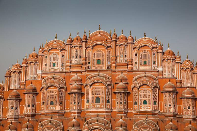 Hawa Mahal in Jaipur (Palace of Winds)
