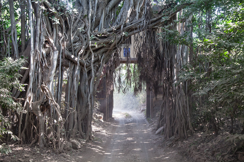 Entrance to Ranthambore Tiger Reserve