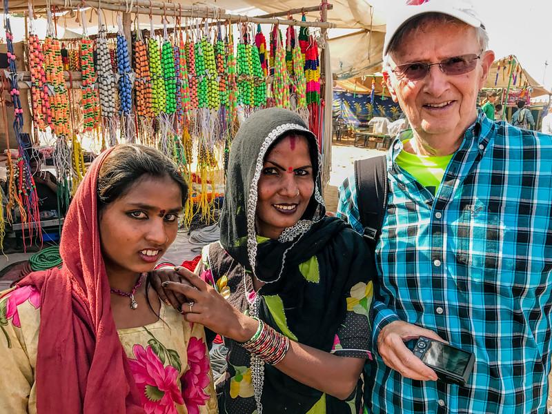 John hustles the Gypsy girls.