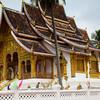 Laung Prabang kings former palace
