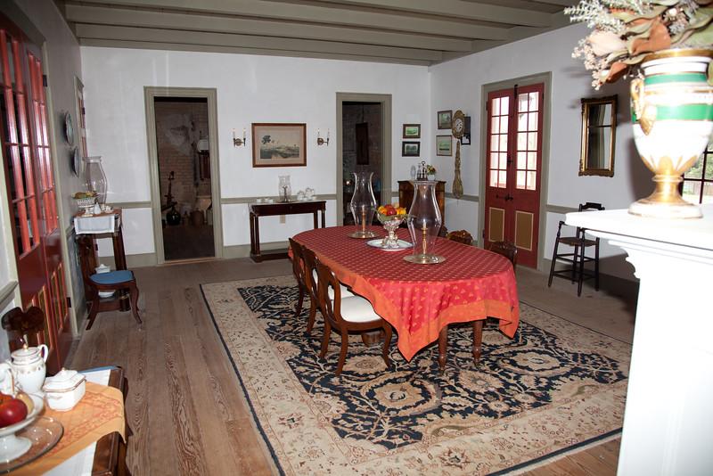 kitchen, Laura Plantation