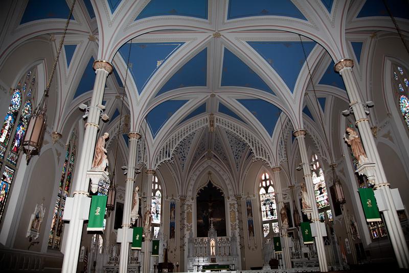 St. Mary's Catholic Church, Natchez 1847