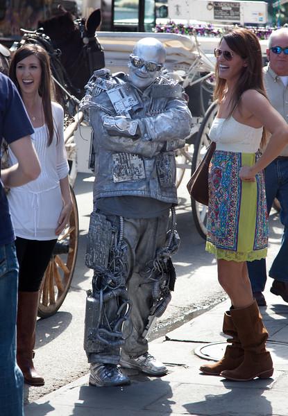 New Orleans, Rocket Man