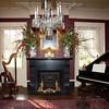 Music room, Houmas House