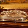 Sterling silver lobster server