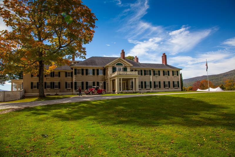 Hildeen House - home of Robert Lincoln