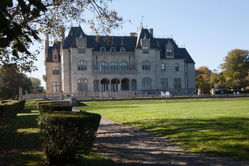 Chateau Sur Mer, Newport, RI