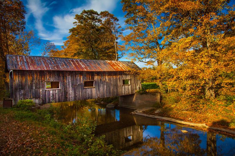 rural Vermont, near Grafton