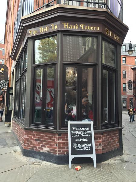 Old Tavern, Boston