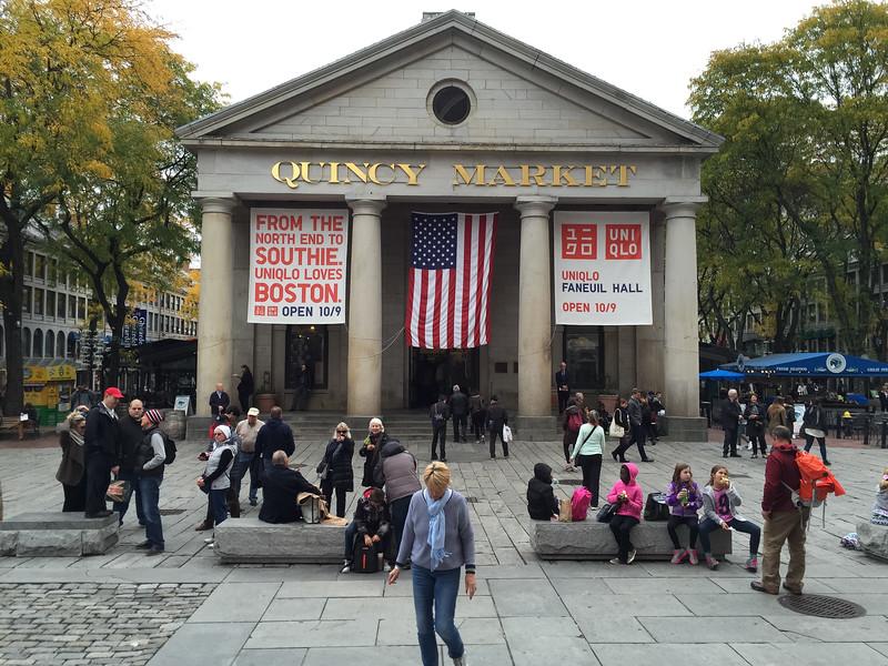 Kennedy Library, Boston