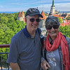 B&B at the highest point in Tallin.