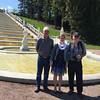 Richard and Bill with Katya