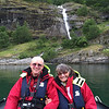 B&B on the zodiac tourn of the fjord