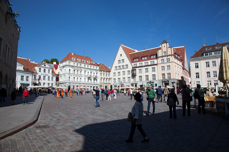 Central Square, Talinn