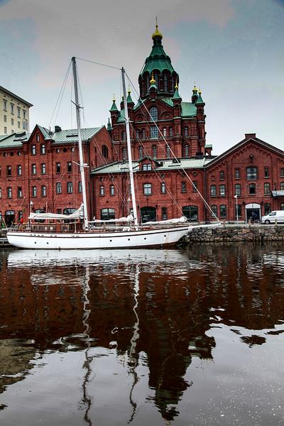 Helsinki, Uspenski Cathedral