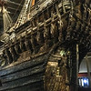 Vasa Museem. Recovered ship from 17th Century