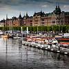 Stockholme harbor