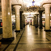 Subway station, St Petersburg