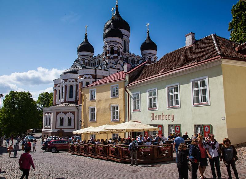 old town Talinn
