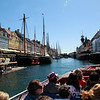 Copenhagen canal boat (Nyhavn)