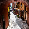 old city of Stockholm