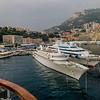 Monaco parking lot.