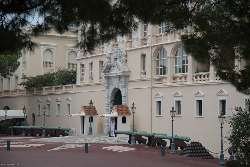 Palace in Monte Carlo